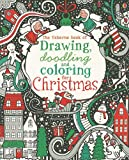 The Usborne Book of Drawing, Doodling and Coloring for Christmas, Fiona Watt, 0794529186