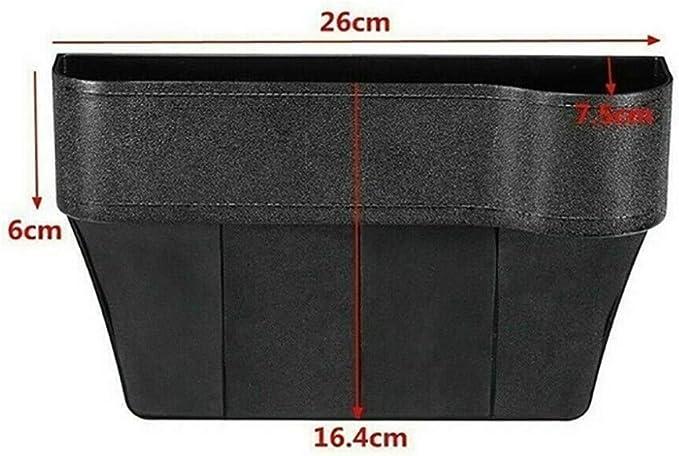 Car Seat Pocket Catcher Organizer Leak-Proof Storage Bag Multifunctional Box