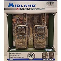 Midland X-Talker Two-Way Radios Value Pack | T35VP | Mossy Oak Break-Up Country