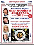 Old Moore's Almanack: Original Copyright Dating Back to 1697 2018