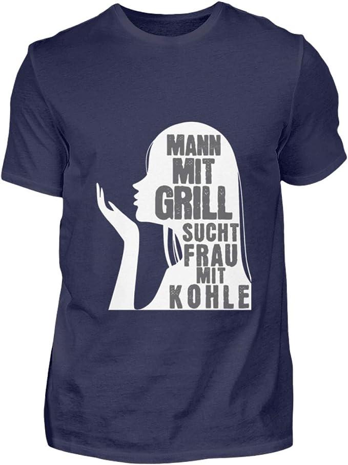 T shirt frau mit grill sucht mann mit kohle