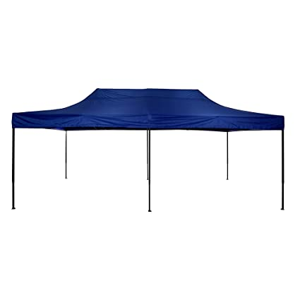 sports shoes e4ded 66545 American Phoenix Canopy Tent 10x20 foot Blue Party Tent Gazebo Canopy  Commercial Fair Car Shelter Wedding Party Easy Pop Up