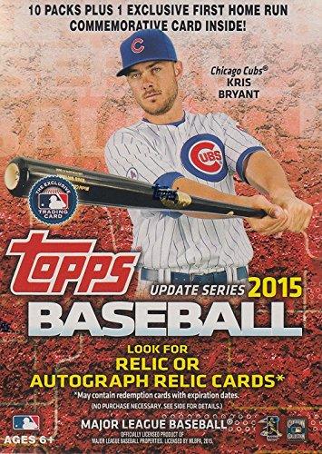 Topps Update Baseball Blaster Release