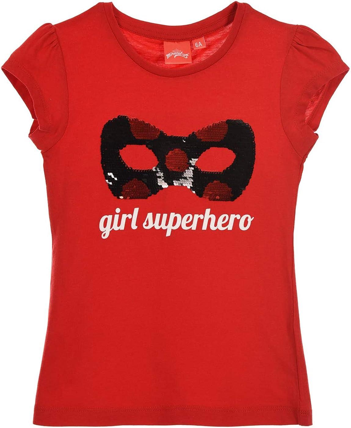 Miraculous Girls T Shirt