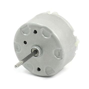 12/V 2.700/U//min Leerlaufdrehzahl 32/mm Durchmesser DC Motor rf-500tb-12560/DC1.5