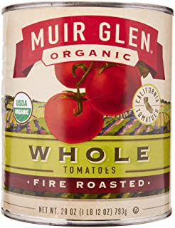 product image for Muir Glen, Organic Whole Fire Roasted Tomatoes, 28 oz