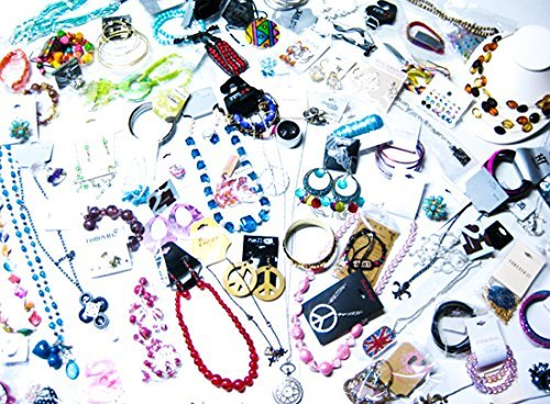 Brand New 12 Piece Mixed Grab Bag Name Brand Jewelry Lot from Assorted