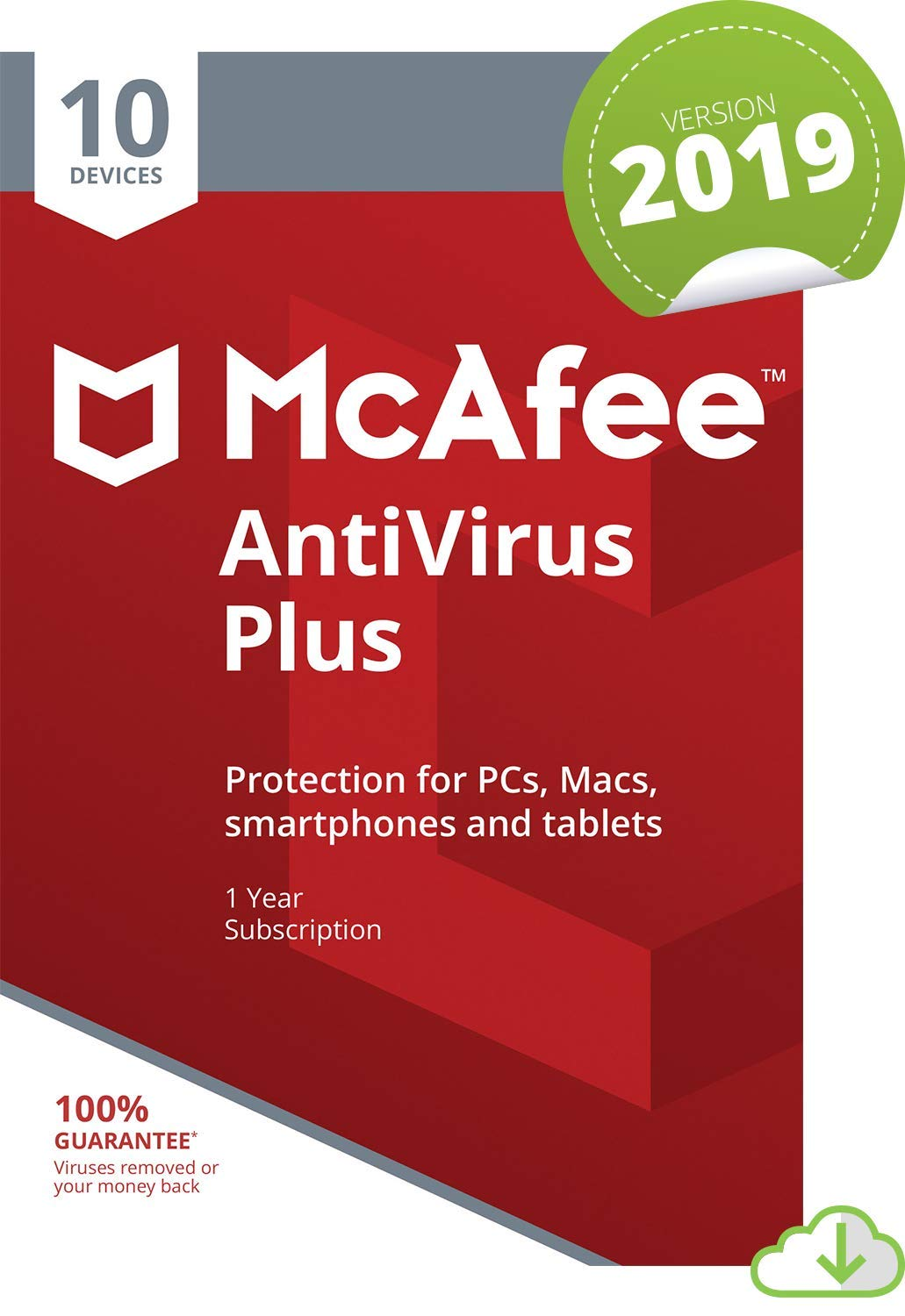 Best Android Antivirus 2020.Mcafee Antivirus Plus 2020 10 Devices 1 Year Pc Mac Android Smartphones Download Code