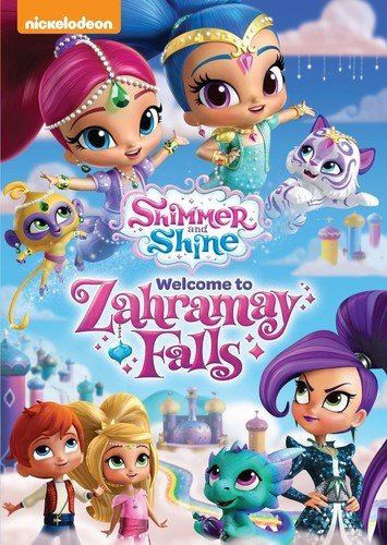 Shimmer And Shine: Welcome To Zahramay (French Shimmer)