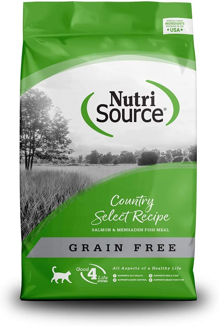 Nutrisource Gf Country Select 6.6Lb