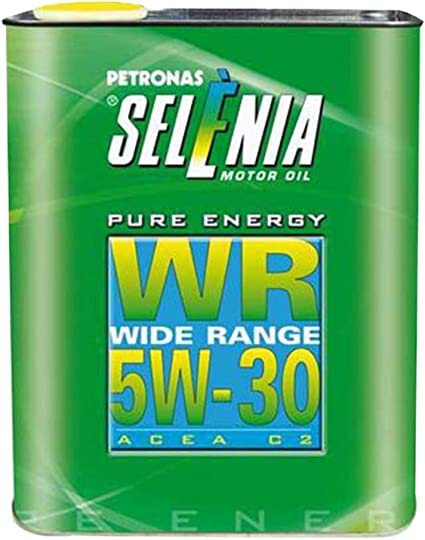 Selenia WR-pura Energía 5W-30/2-Litro-Bote: Amazon.es: Coche y moto