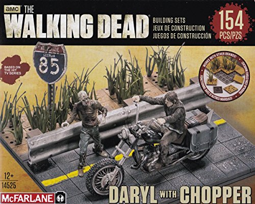 walking dead toy building sets - 1