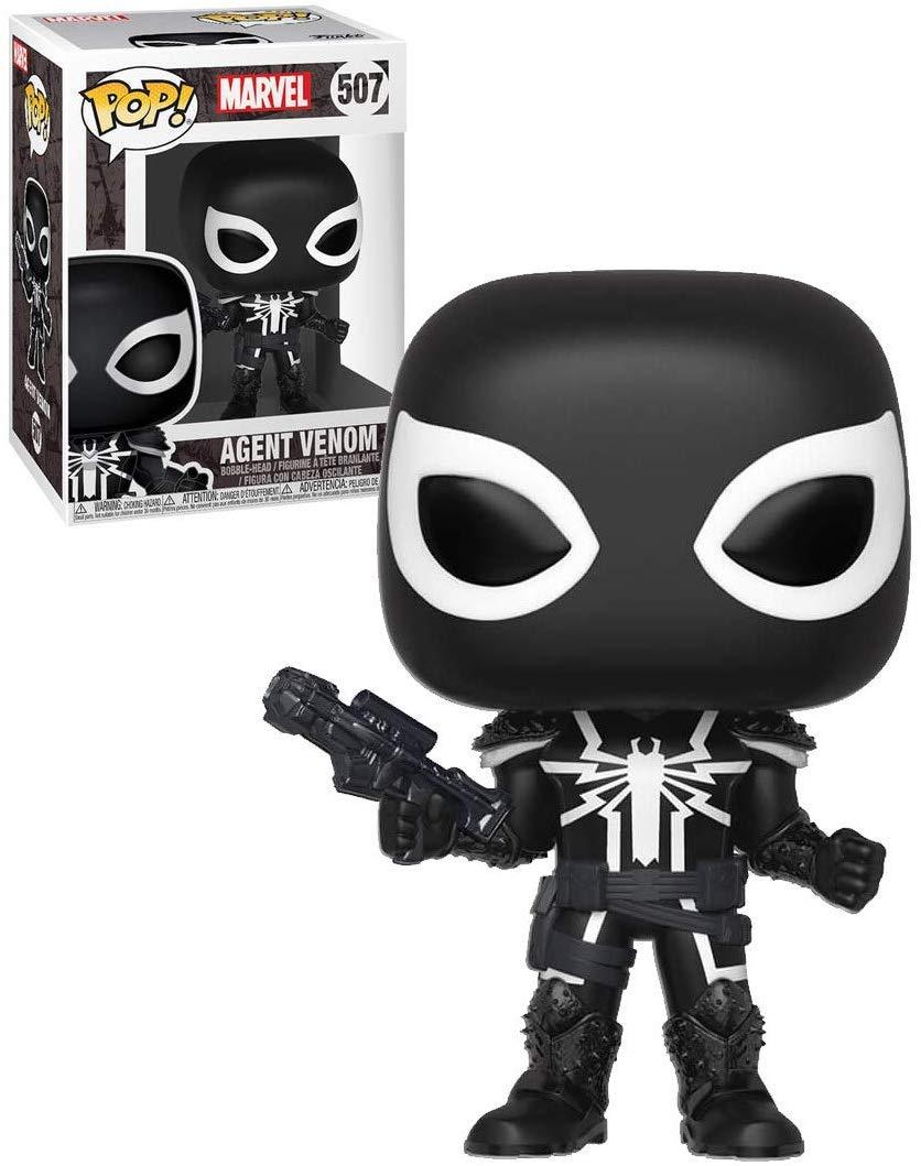 Funko POP! Marvel: Agent Venom #507 - PIB Exclusive