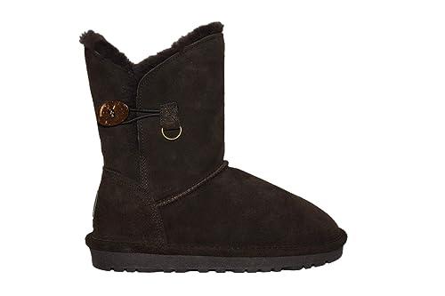 super popolare dc99b b7876 Stivali Pelle di Pecora Lara Marrone