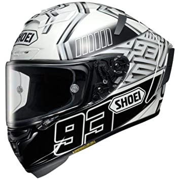 Shoei Marc Márquez 4 X-14 Street Racing – Casco de Moto ...