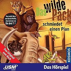 Das wilde Pack schmiedet einen Plan (Das wilde Pack 2)