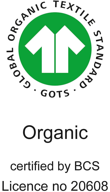 Bio Kinder Unterhemd 100/% Bio-Baumwolle 74//80 kbA GOTS zertifiziert Natur