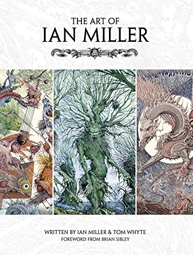 The Art of Ian Miller by Titan Books