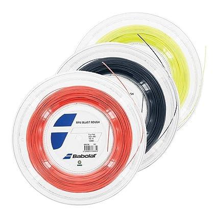 5b985dc5 Babolat RPM Blast Rough Tennis String - Black - 1.30mm/16G - 200m (