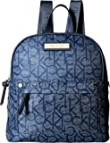 Calvin Klein Women's Nylon Backpack Dot Navy Backpack