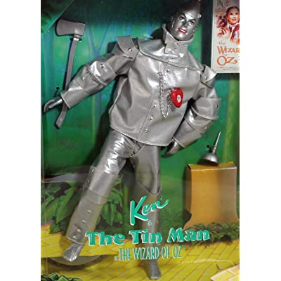 Ken Barbie as the Tin Man, Hollywood Legends, The Wizard of Oz Collectors Edition: Toys & Games