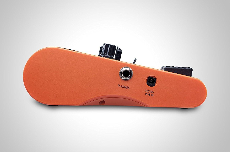 JOYO JAM BUDDY Rechargeable Bluetooth 4.0 Dual Channel Pedal Guitar Amp Orange