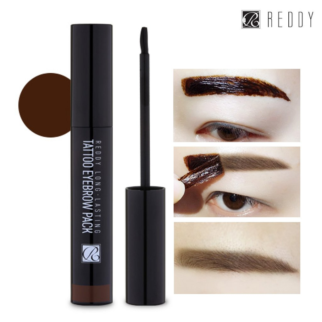 Maybelline new york tattoo brow tint dark for Tattoo eyebrow tint
