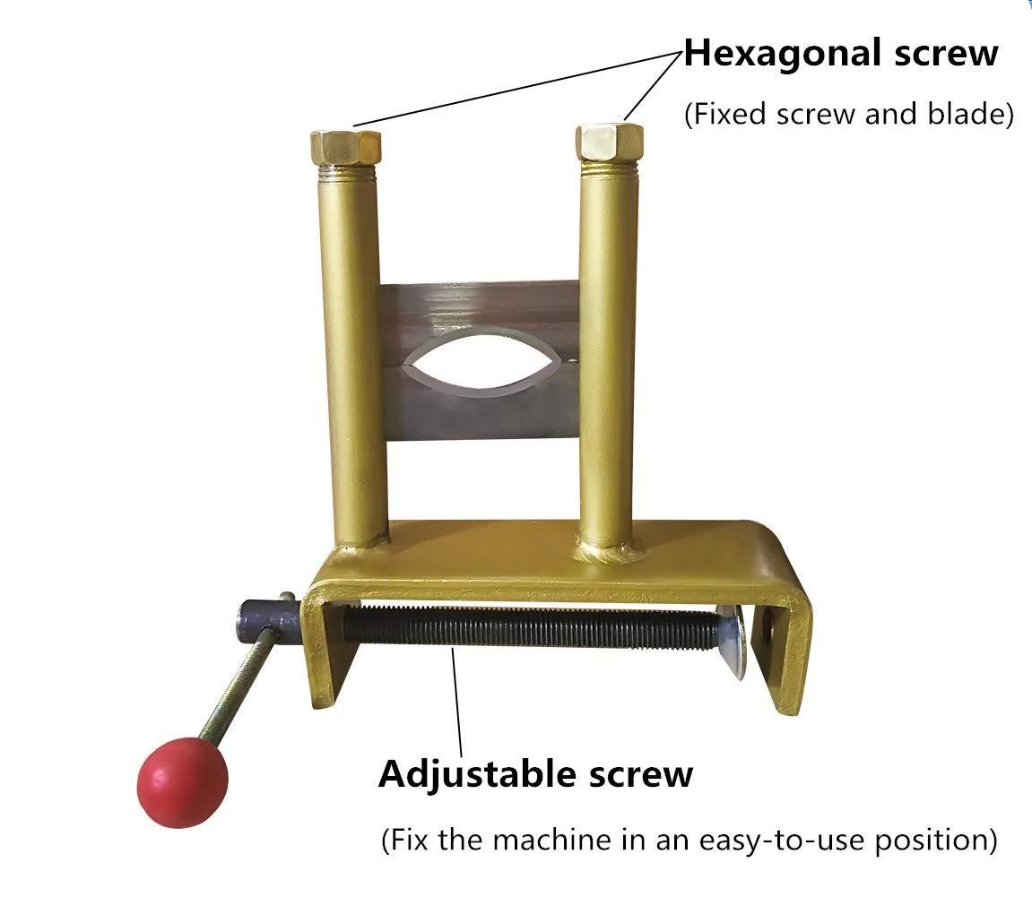 YUCHENGTECH Manual Sugarcane Peeler Mini Portable Sugar Cane Peeling Machine by YUCHENGTECH