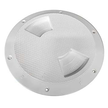 Amazon.com: Sea-Dog Quarter-Turn Textured Deck Plate w ...