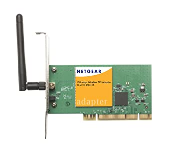 NETGEAR 54MBPS WIRELESS PCI ADAPTER DRIVERS FOR PC