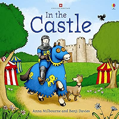 Image result for The castle by anna milbourne
