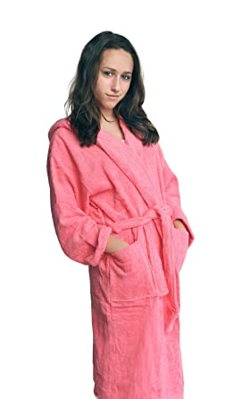 14dfb0fa70 Amazon.com  Terry Cloth Robe for Boys and Girls
