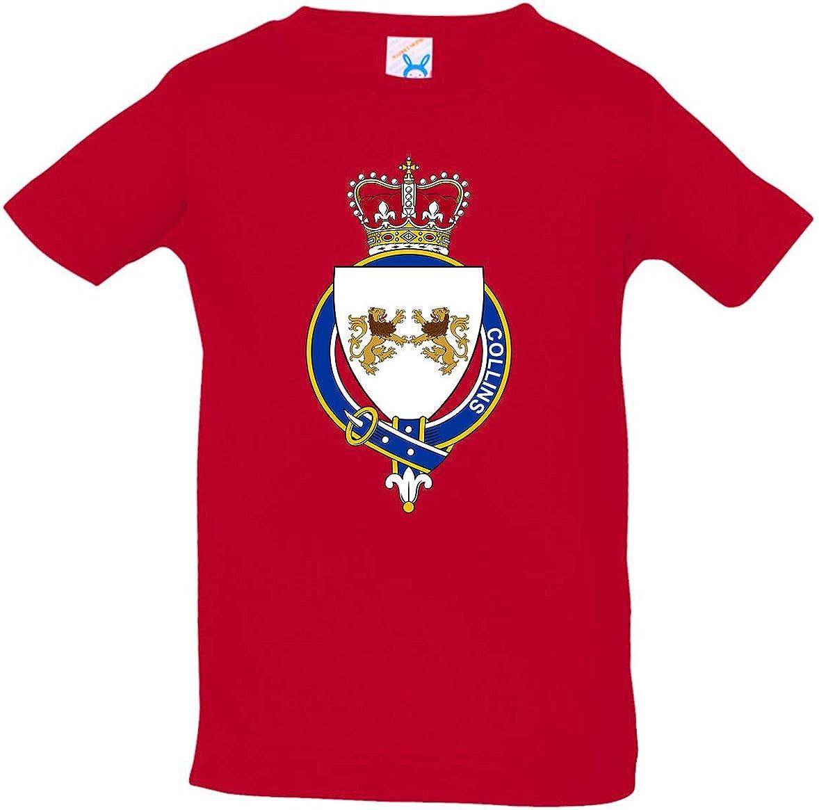 Tenacitee Babys Irish Garter Family Collins Shirt