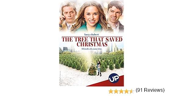 Amazon.com: The Tree That Saved Christmas: Lacey Chabert, Corey ...