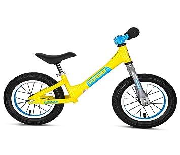 HFYAK Bicicleta de Equilibrio para niños, sin Pedal, Marco de ...