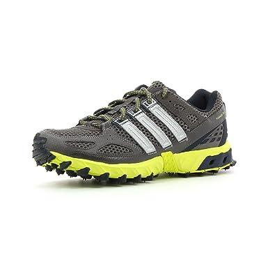 5dc0072202a Adidas Kanadia TR 4 Mens Running Shoe (G63903)  Amazon.co.uk  Shoes   Bags