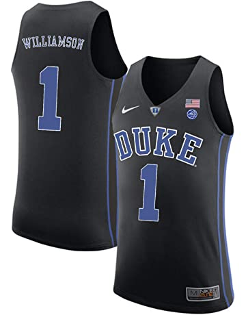 Majestic Athletic Zion Williamson no. 1 Stitched Duke Blue Devils Mens  College Basketball Jersey 73b835339366a