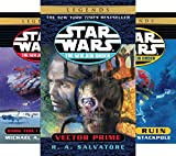 img - for Star Wars: The New Jedi Order (19 Book Series) book / textbook / text book