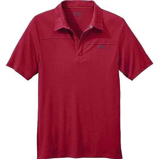 b5ff3172 Amazon.com: Outdoor Research Men's Sequence Polo: Clothing
