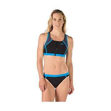 Amazon.com: Speedo Womens Endurance Lite Perforated Two ...