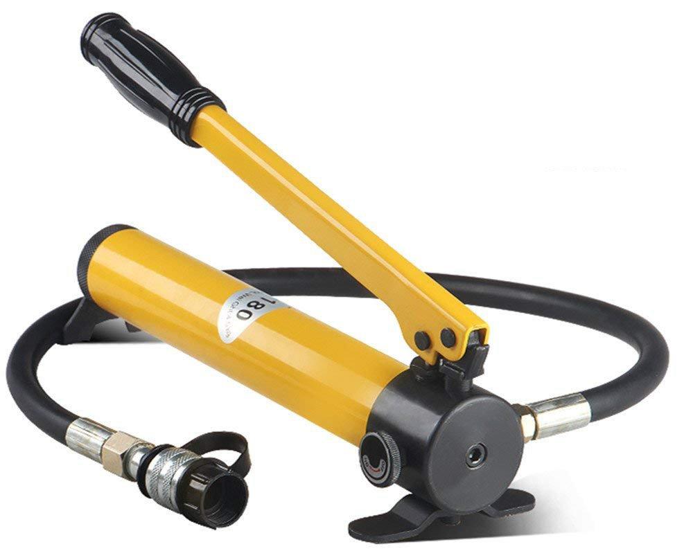 CGOLDENWALL CP-180手動式油圧ポンプ ホース付 B075FSN476 CP-180