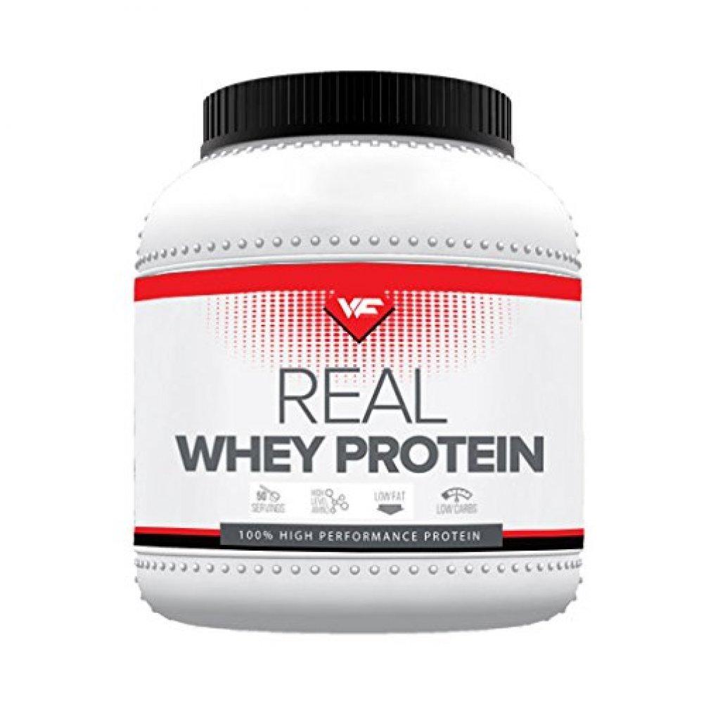 Va Fuerte VF Real Whey Proteins 1.5kg sabor galletas proteinas de ...
