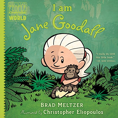 Image of I am Jane Goodall (Ordinary People Change the World)