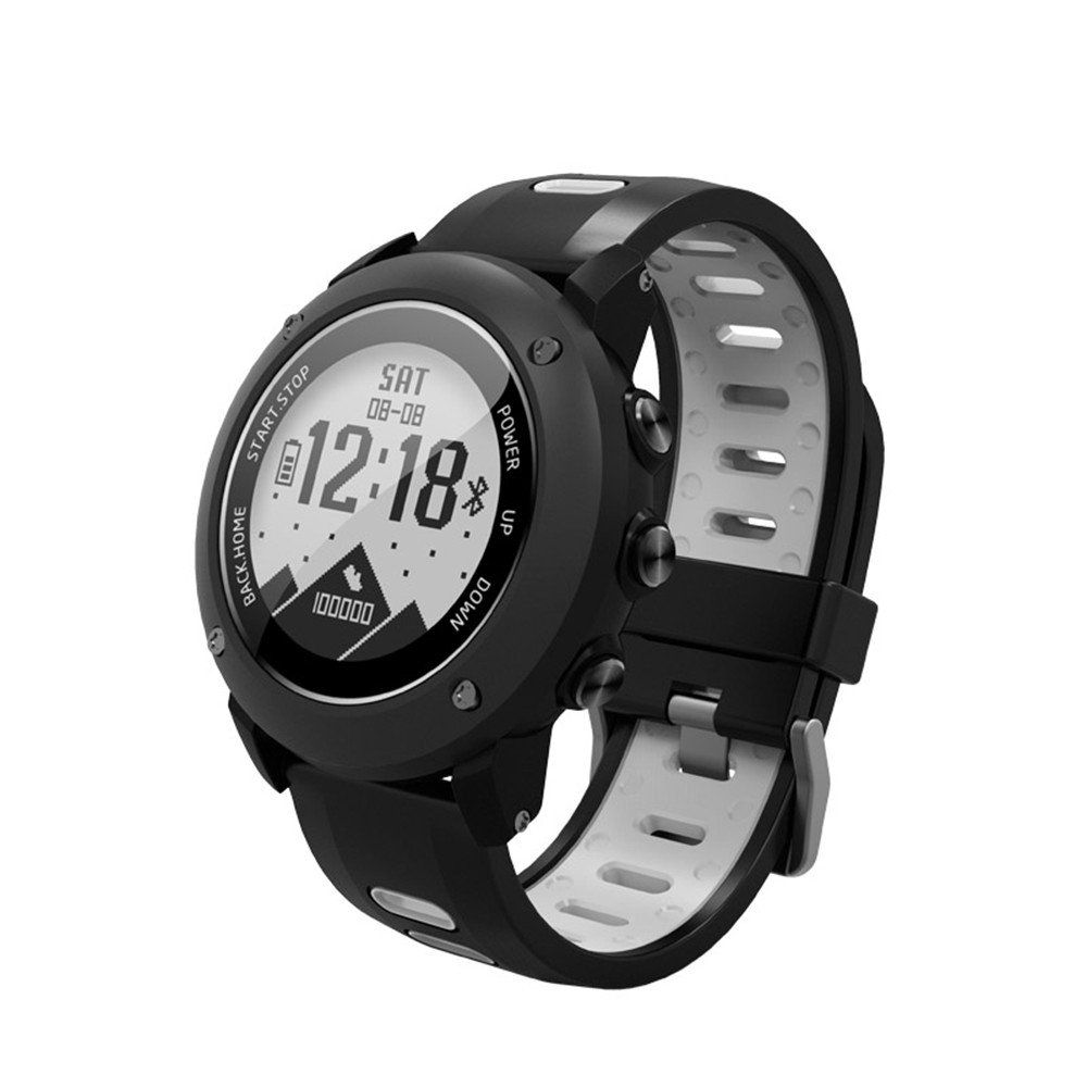 Amazon.com: UWear Smart Watch Outdoor Sports Running IP68 ...