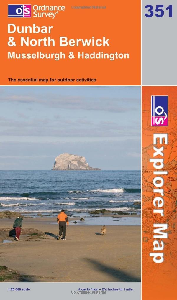 Download Exp 351 Dunbar & North Berwick (Explorer Maps) (OS Explorer Map) pdf