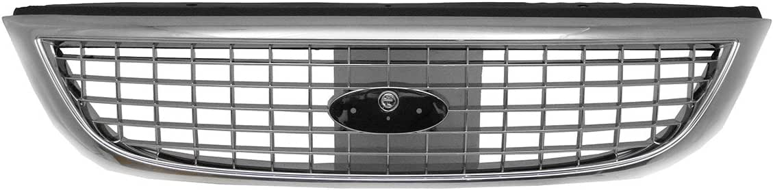 Genuine Ford 1F2Z-8200-AA Radiator Grille