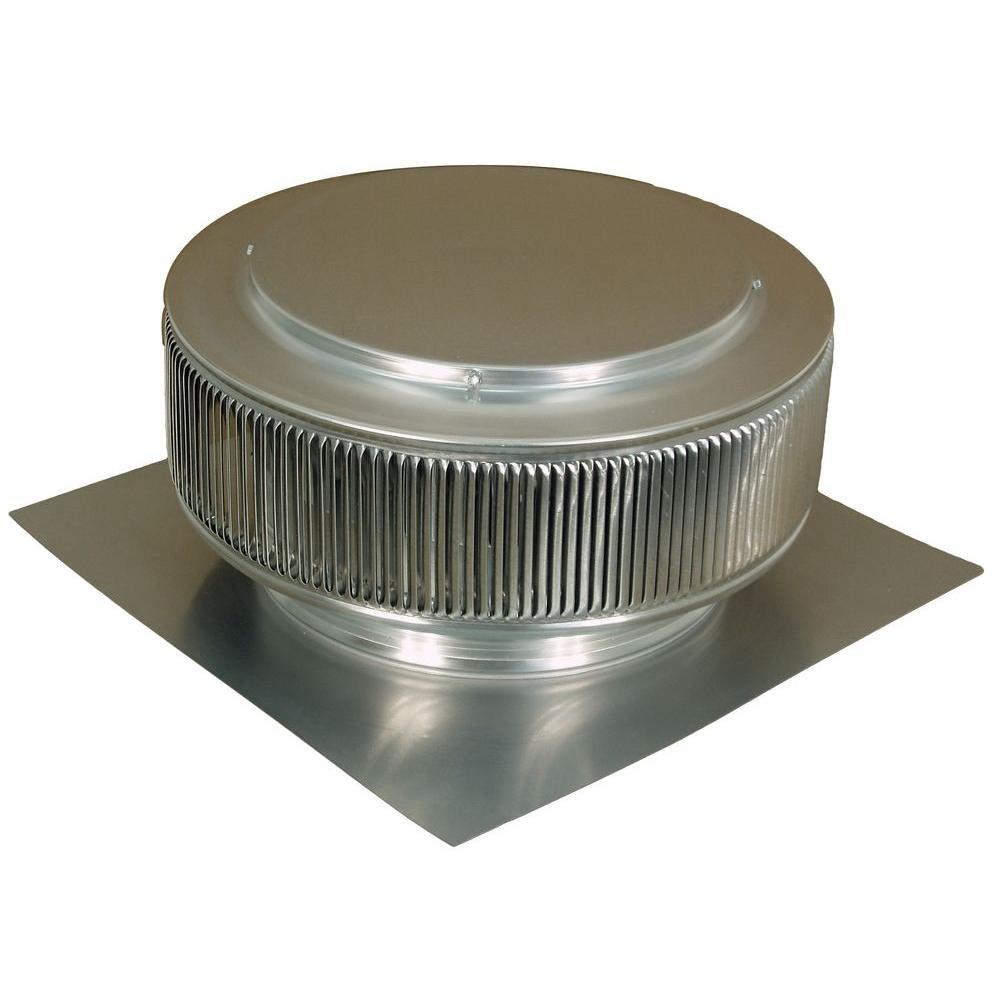 Active Ventilation 12 in. Aluminum Aura Vent