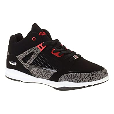 ee2334d48882 Fubu Mens Reed Basketball Shoe (7