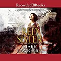 Red Sister: First Book of the Ancestor Audiobook by Mark Lawrence Narrated by Heather O'Neil