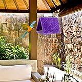 YMWVH Winter Warm Bird Hut House Tent Nest Hanging